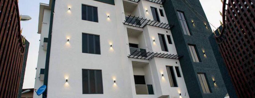 Block of Luxury Flats