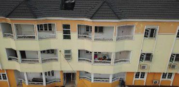 Block of Six Flats in Ogba