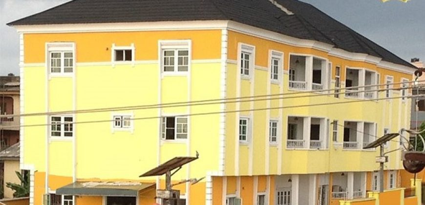 Block of Six Flats in Ogba
